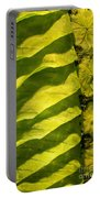 Green Silk 02 Portable Battery Charger