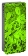 Green Tango Rhythms Portable Battery Charger
