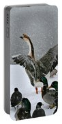 Green Valley Ducks Portable Battery Charger