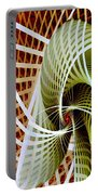 Green Weave Portable Battery Charger
