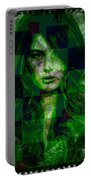 Green With Envy Portable Battery Charger