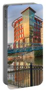 Dowtown Greenville South Carolina Portable Battery Charger