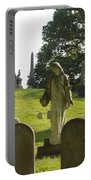 Greenwood Cemetery Portable Battery Charger