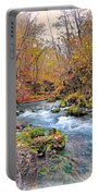 Greer Spring In Fall Portable Battery Charger