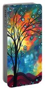 Greeting The Dawn By Madart Portable Battery Charger