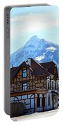 Greetings From Frutigen Portable Battery Charger