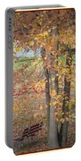 Greetings Of Nature Portable Battery Charger