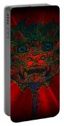 Gremlin In Dynamic Color Portable Battery Charger