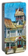 Grey Gables Mansion Portable Battery Charger
