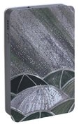 Grey Rain 2 By Jrr Portable Battery Charger