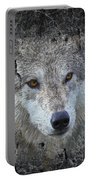 Grey Stone Portable Battery Charger