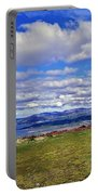 Grianan Of Aileach View Portable Battery Charger