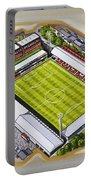 Griffin Park - Brentford Fc Portable Battery Charger