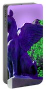 Griffin Purple Portable Battery Charger