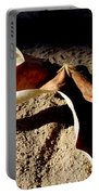 Griffith Park Fall Leaf Portable Battery Charger
