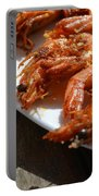 Grilled Crustacean 2 Portable Battery Charger