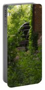 Grist Mill Wheel Vertical Portable Battery Charger