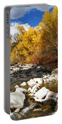 Grizzly Creek Canyon Portable Battery Charger