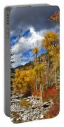 Grizzly Creek Cottonwoods Portable Battery Charger