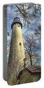 Grosse Point Lighthouse Color Portable Battery Charger