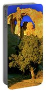 Grosvenor Arch At Sunset Portable Battery Charger