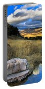 Grosvenor Hills 17 Miles North Of Mexico Portable Battery Charger