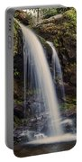 Grotto Falls Tennessee Portable Battery Charger