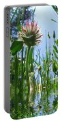 Ground Level Flora Portable Battery Charger