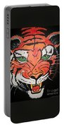 Growling Tiger Portable Battery Charger
