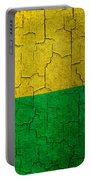 Grunge Guinea-bissau Flag Portable Battery Charger