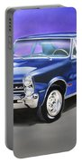 Gto 1965 Portable Battery Charger