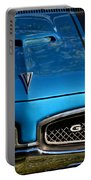 Gto In Blue Portable Battery Charger