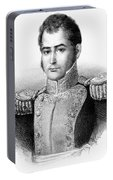 Guadalupe Victoria (1789-1843) Portable Battery Charger