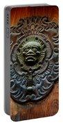 Guatemala Door Decor 1 Portable Battery Charger