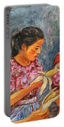 Guatemala Impression IIi Portable Battery Charger