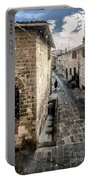 Gubbio Through The Window Portable Battery Charger