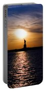 Guiding Light Portable Battery Charger by Joann Vitali