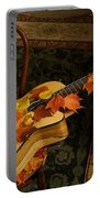 Guitar Autumn 1 Portable Battery Charger