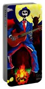 Guitar Man Upstairs Portable Battery Charger