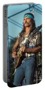 Guitarist Dickie Betts Portable Battery Charger