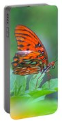 Gulf Fritillary 2 Portable Battery Charger