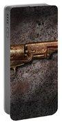 Gun - Colt Model 1851 - 36 Caliber Revolver Portable Battery Charger