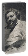 Gustave Courbet Portable Battery Charger