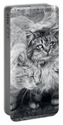 Gutter Kitties Nine Portable Battery Charger