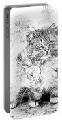 Gutter Kitties Seven Portable Battery Charger