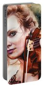 Gypsy In My Soul Portable Battery Charger