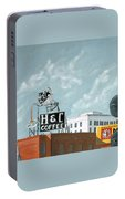 H And C Coffee Portable Battery Charger