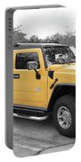 Hummer H2 Series Yellow Portable Battery Charger