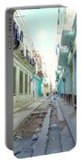 Habana Street Portable Battery Charger