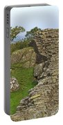 Hadrian's Wall Near Walltown Quarry Portable Battery Charger